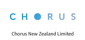 Chorus New Zealand Limited